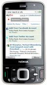 Imagen Skyfire para Symbian 1.0