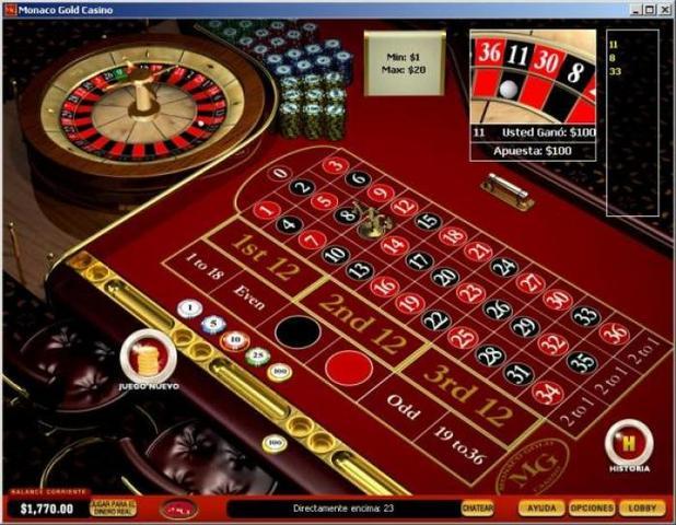 Monaco gold casino casinos poland poker