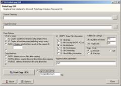 Imagen RoboCopy GUI 1.0.0.24