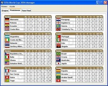 Imagen FIFA World Cup 2006 Manager 1.5
