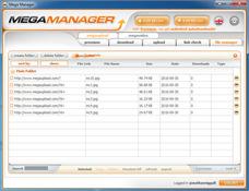Imagen Mega Manager 3.5.0.0