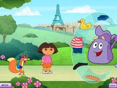 Imagen Dora's World Adventure