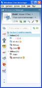 Imagen Windows Live Messenger Khalid Edition 5.1
