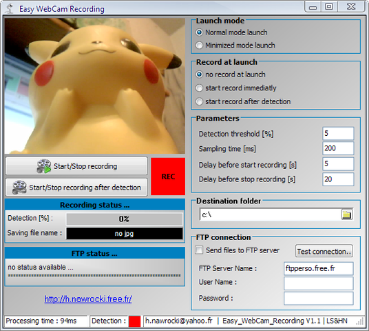 Free Webcam Recording Software To Record Webcam Photo On Windows Or Mac