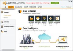 Imagen Avast Free Antivirus 2015 10.3.2225
