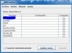Imagen WiFi Auditor 1.0