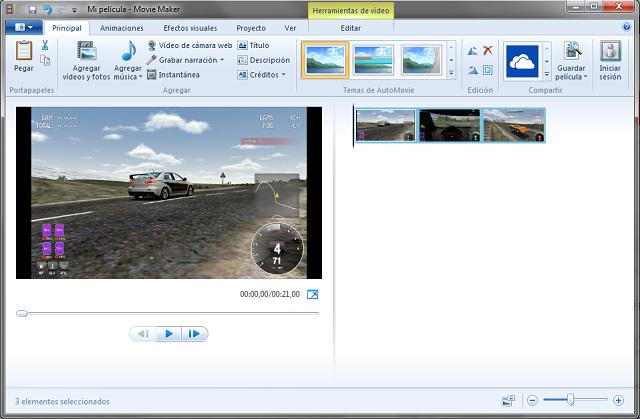 Windows Movie Maker 2012 - Descargar