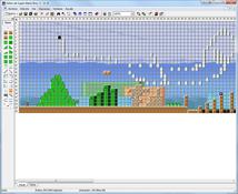 Imagen Editor de Niveles Super Mario Bros 1.0