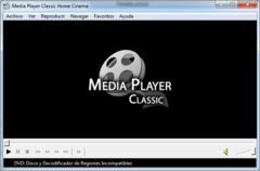 Image Media Player Classic 6.4.9.1 En español (2000/XP)