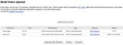 Imagen YouTube Multi Uploader