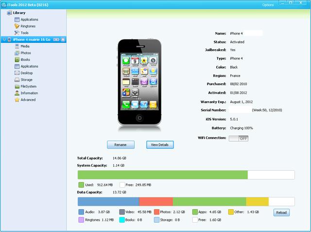 itools gratuit pour iphone 5c