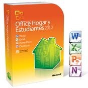 Imagen Microsoft Office 2010 Hogar y Estudiantes