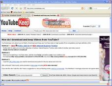 Imagen YouTube Video Downloader 1.3 (Firefox)