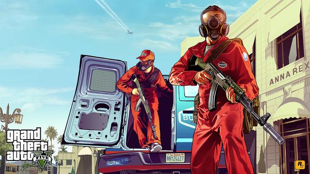 Grand Theft Auto 5 Wallpaper Descargar