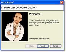 Imagen MorphVOX Pro 4.4.6