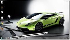 Imagen Tema de Lamborghini para Windows 7