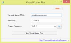 Imagen VirtualRouter Plus 2.5.0