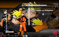 Imagen Tema Naruto Shippuden para Windows 7