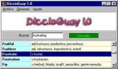 Imagen DiccioGuay 1.0