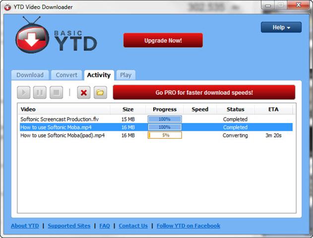 Resultado de imagen para YTD Video Downloader