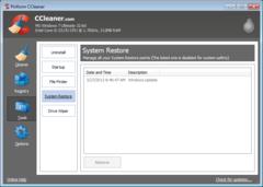 Imagen CCleaner Slim 4.0.5