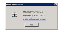 Image WiFi Mouse Server 1.2.0