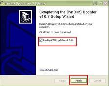Imagen DynDNS Updater 4.1.6