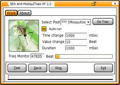 sonido anti mosquito descargar messenger