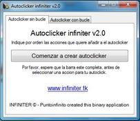 Imagen Autoclicker infiniter 2