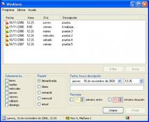 Imagen WinAlarm 2.2.2.0