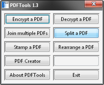 Imagen PDFTools 1.3