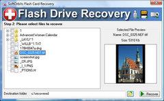 Imagen SoftOrbits Flash Drive Recovery 2.0