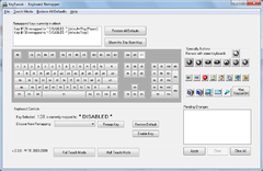 Imagen KeyTweak 2.3.1
