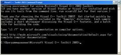 Imagen Microsoft Visual C++ Toolkit 2003