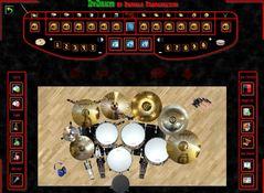 Imagen DvDrum (antes Dany's Virtual Drum) 2 Beta 5