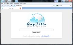 Imagen QupZilla 1.2.0