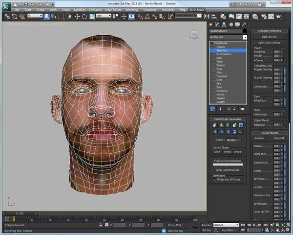 Facial Studio - Descargar