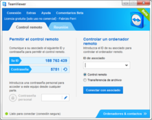 Imagen TeamViewer 8 Beta 8.0.15959.0 Beta