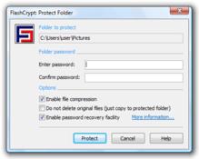 Imagen FlashCrypt 1.0