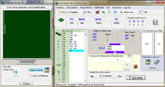 Imagen SimuProc 1.4.3.0