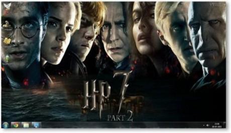 Harry potter y las reliquias de la muerte descargar for Fondos de pantalla de harry potter