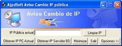 Imagen AjpdSoft Aviso Cambio IP pública 3.3.9.552