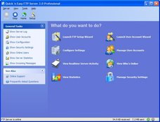 Imagen Quick and Easy FTP Server Lite 3.2