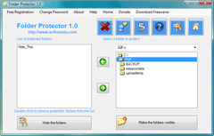 Image Sofonesia Folder Protector 1.2.0.4