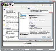 Imagen FTP Serv-U 14.0.0.6