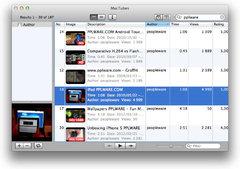 Imagen MacTubes 3.1.6