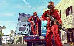Imagen Grand Theft Auto 5 Wallpaper Pest Control