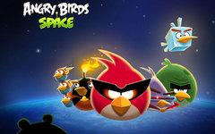 Imagen Angry Birds Space Wallpaper