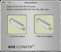 Imagen AveIconifier 2.1