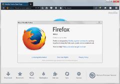 Imagen Mozilla Firefox 41.0.1